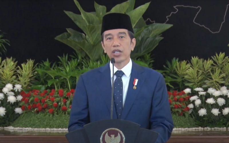 Presiden Tekankan Akselerasi Teknologi Informasi Mampu Wujudkan Peradilan Modern