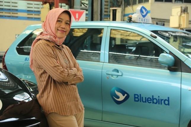 Bintarti A Yulianto, Sosok Perempuan di Balik Kesiapan Puluhan Ribu Armada Bluebird