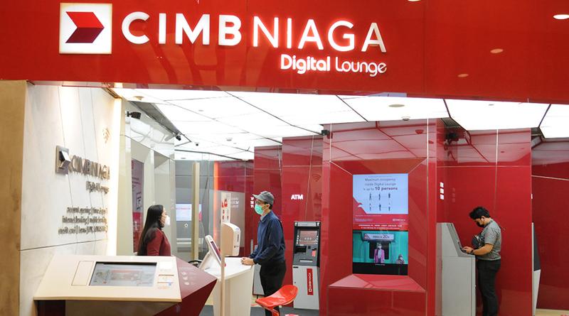 Serba Digital, CIMB Niaga Fasilitasi Beragam Kebutuhan Perbankan Nasabah di Digital Lounge