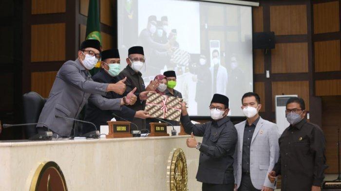 Sah! Pemprov dan DPRD Jabar Setujui Daerah Otonom Baru Kab. Bogor Timur dan Kab. Indramayu Barat