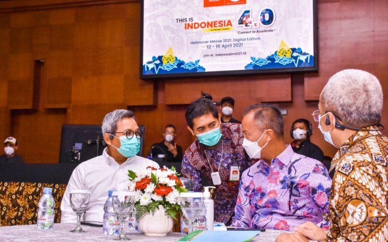 Perjalanan Kemenperin Antarkan Transformasi Industri 4.0 di Indonesia