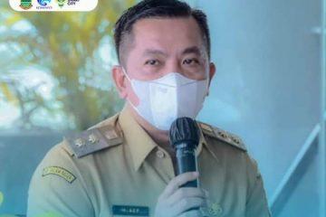 Jelang HUT Karawang, Wabup Aep Bahas Promo Kamar Hotel dengan PHRI